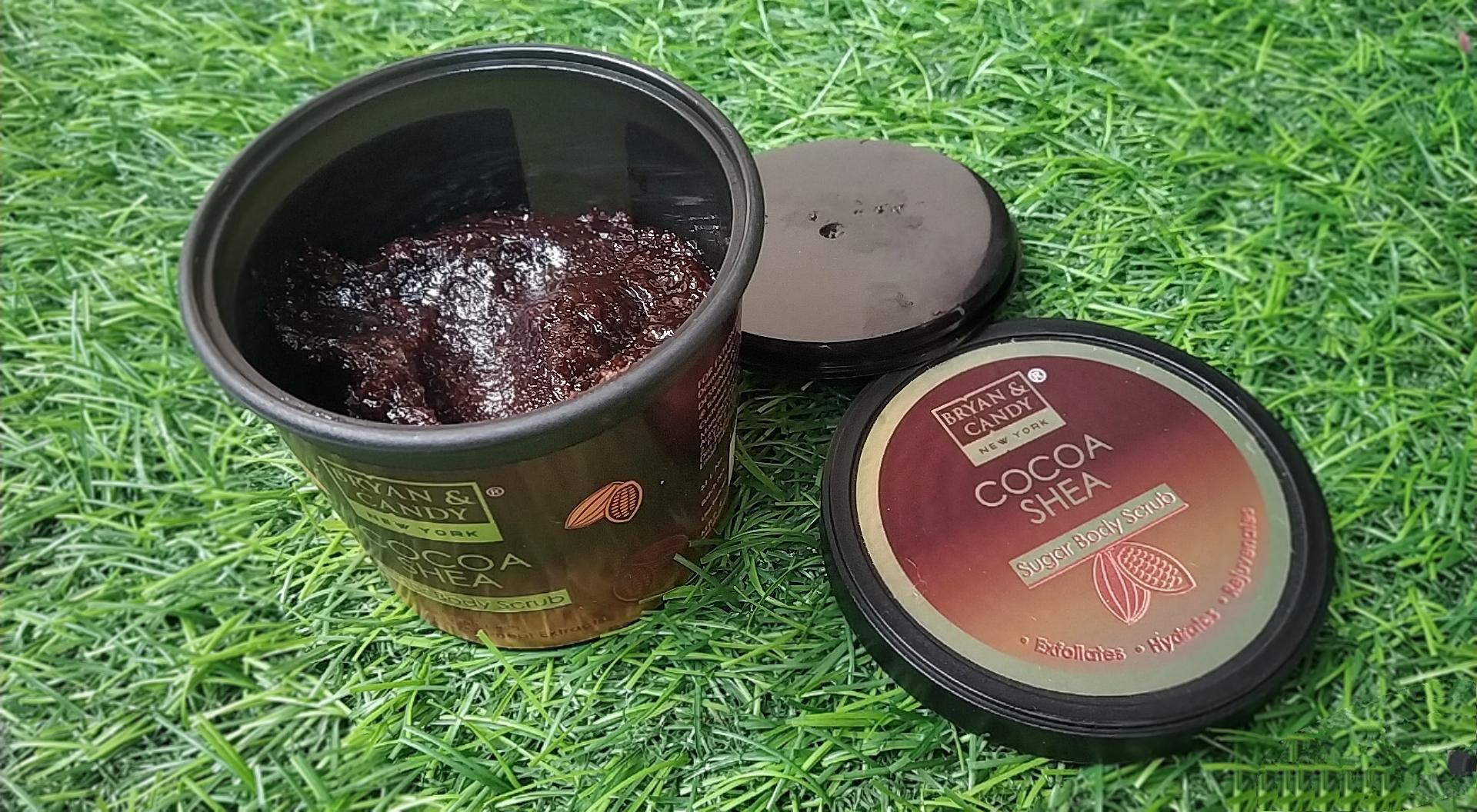 Bryan & Candy New York Cocoa Shea Sugar Body Scrub-Cocoa sugar scrub with healing aroma-By priyanka_ojha-3
