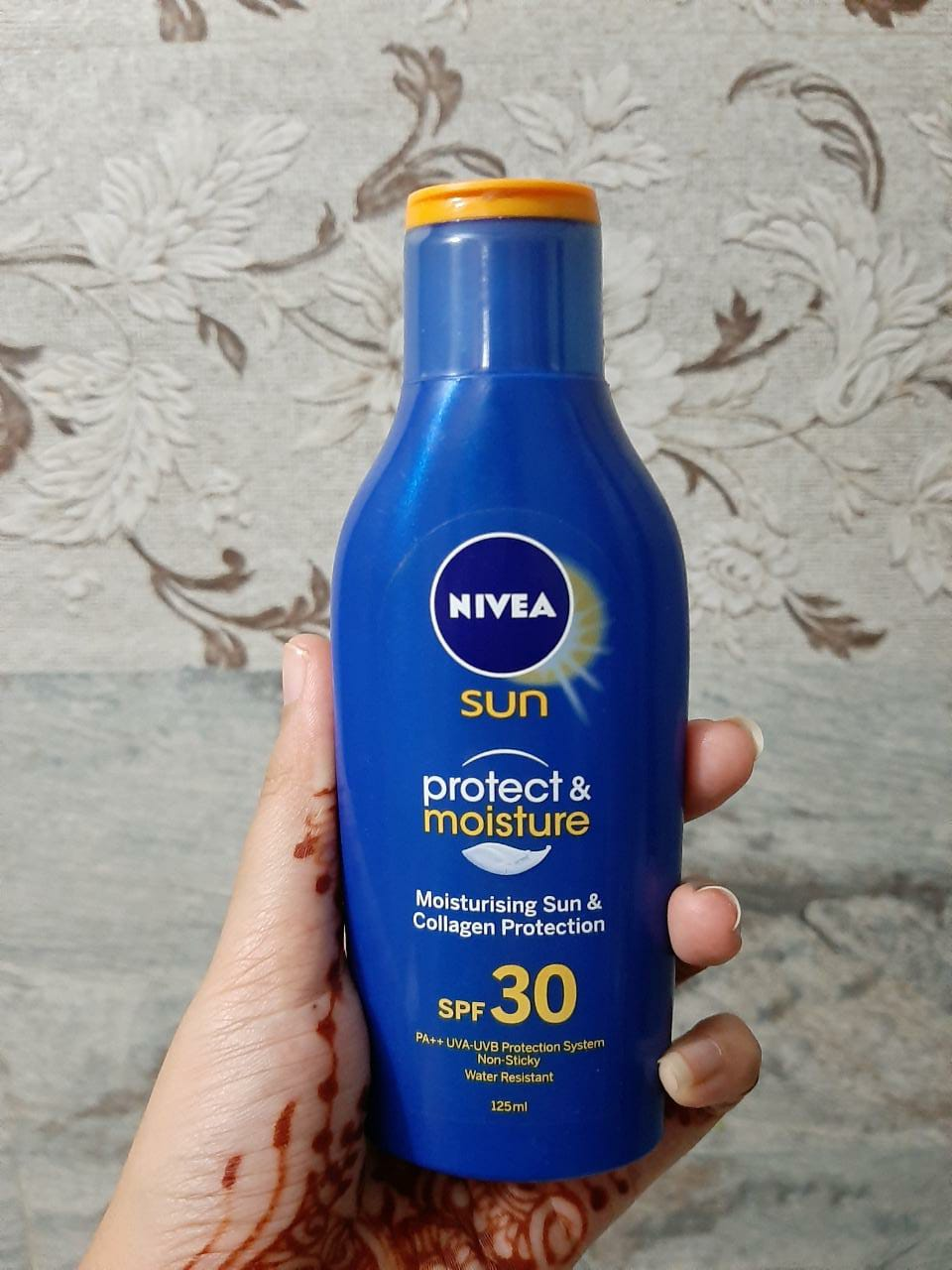 Nivea Moisturising Sun Lotion-All Time Favorite Moisturizer-By _____.bhagyashree._____