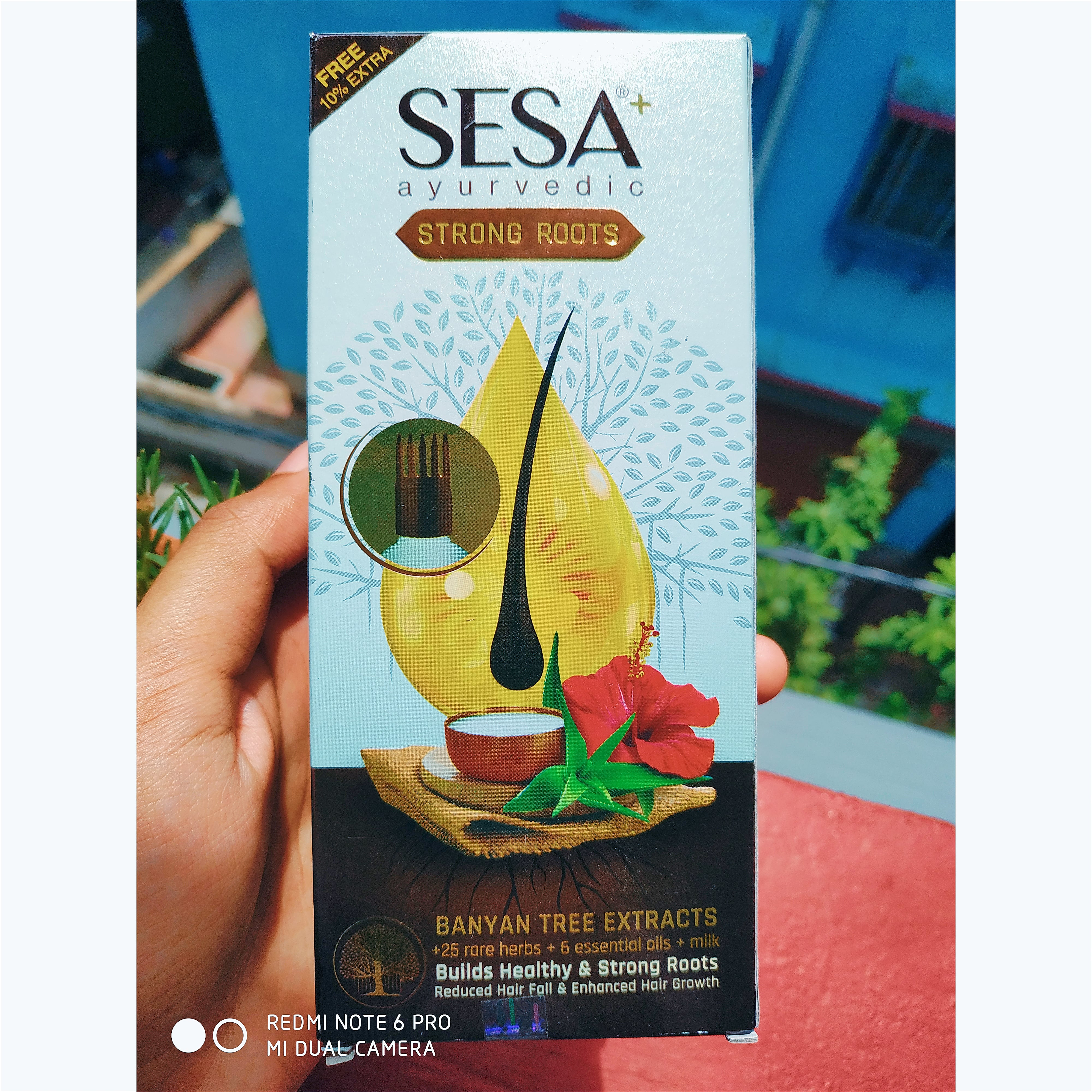 Sesa+ Strong Roots-Recommended-By anisha_dolai
