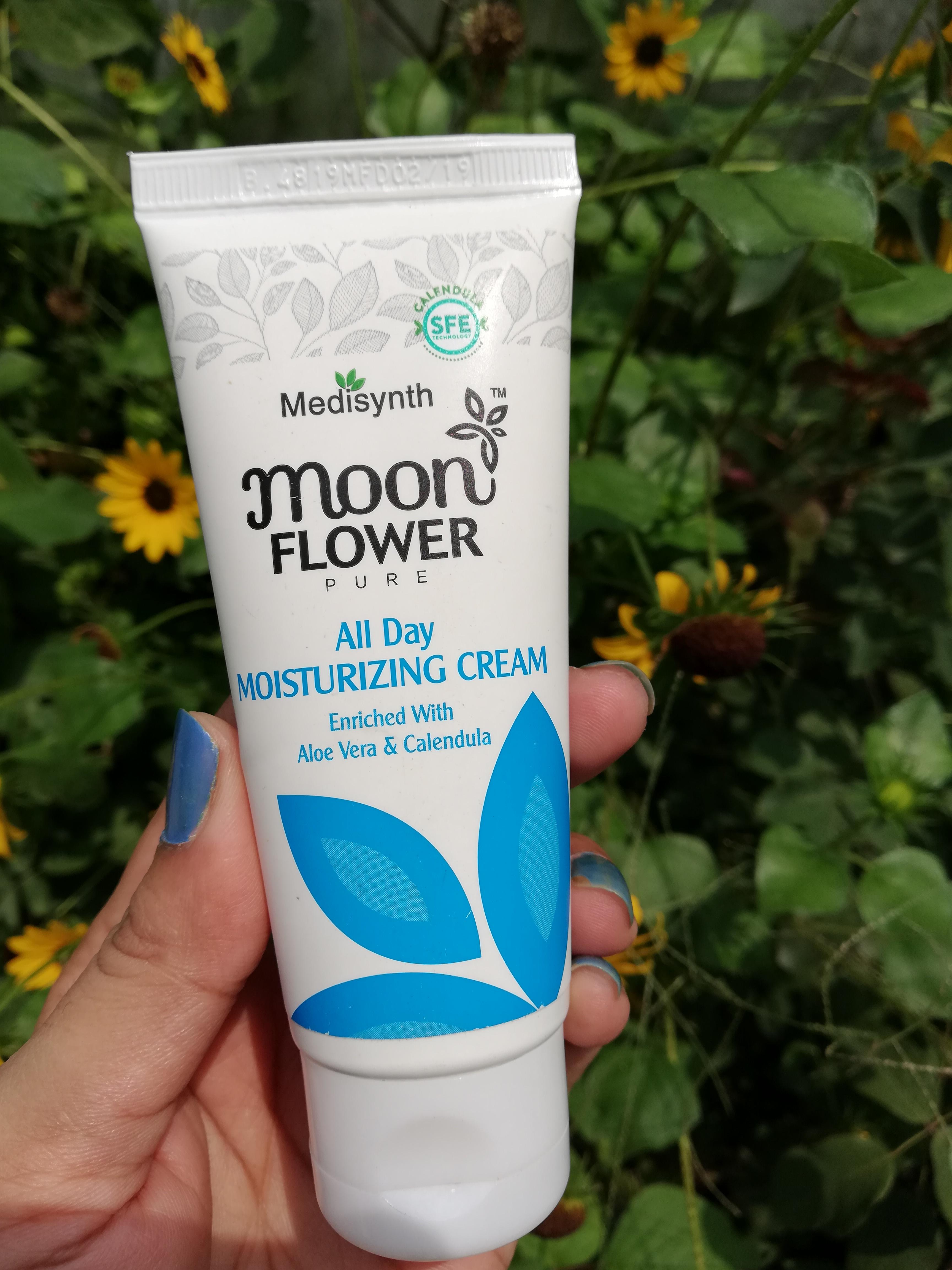 Moonflower All day Moisturizing Cream -All Day Moisturizing cream-By priya_rawat_