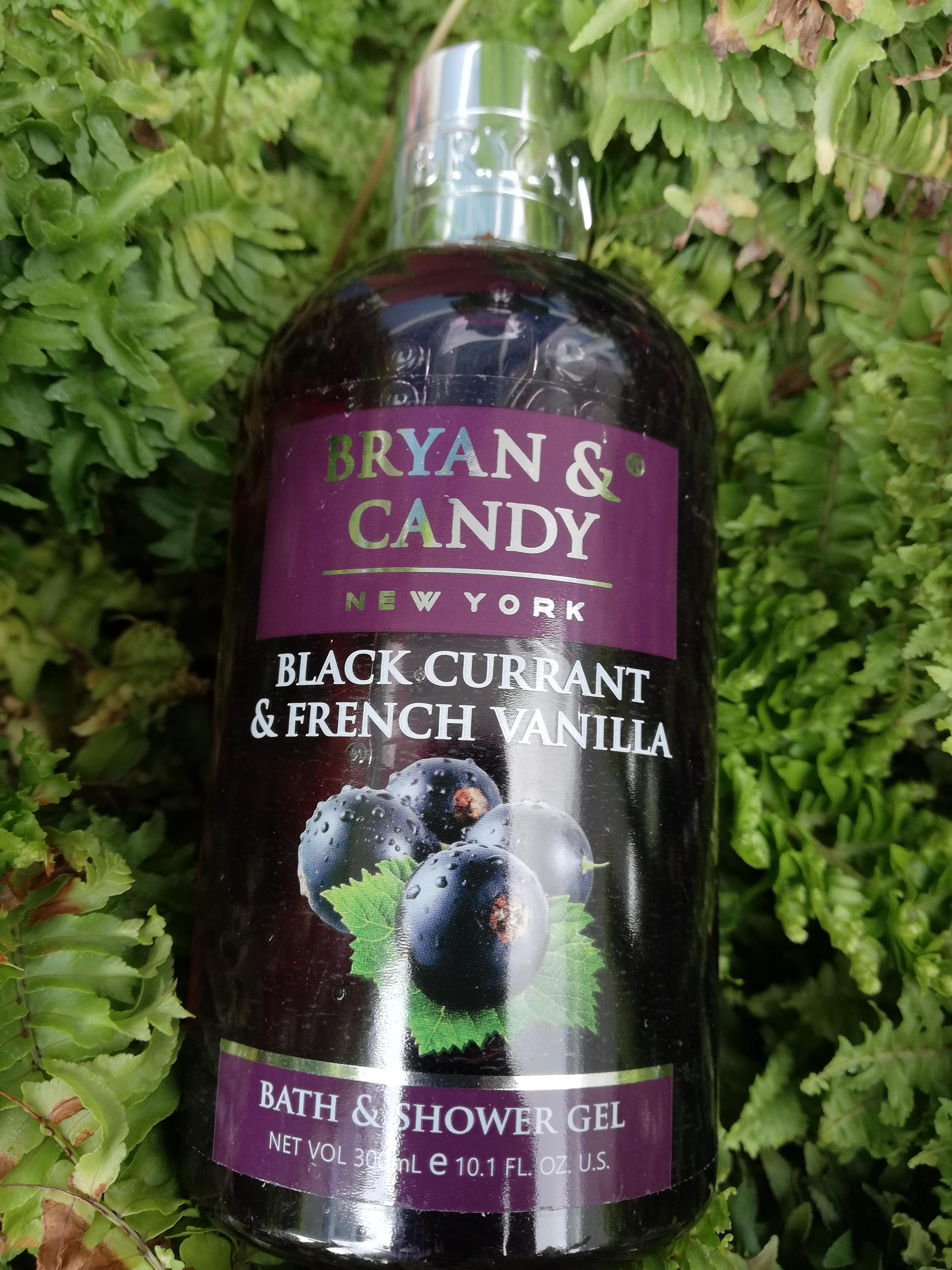 Bryan & Candy New York Black Currant and French Vanilla Shower Gel -Mild Bath Shower Gel-By priya_rawat_