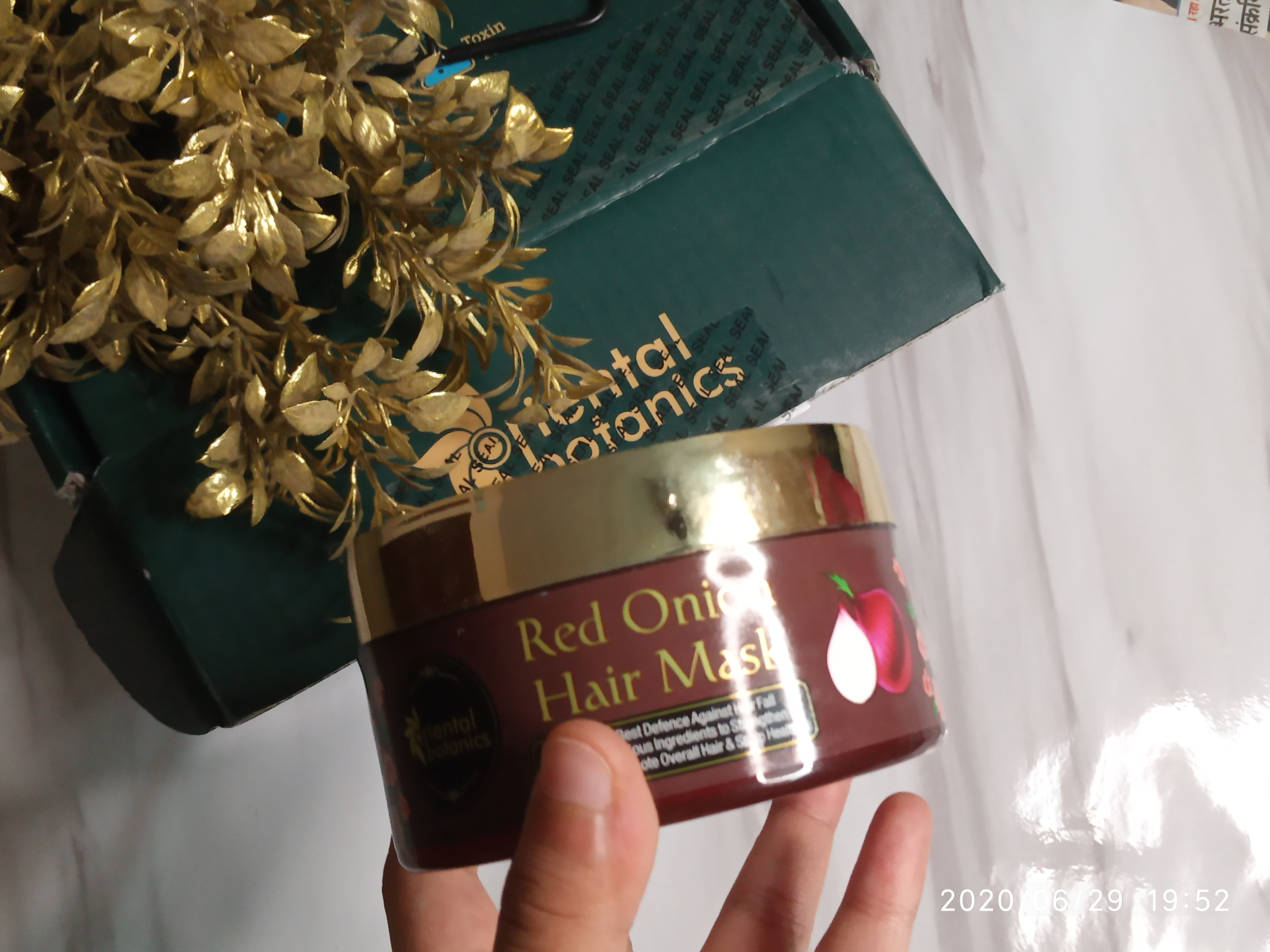 Oriental Botanics Red Onion Hair Shampoo + Conditioner + Oil-Haircare Future-By priya_saraswat-1