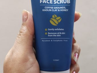 LetsShave Face Scrub -Best to Remove Dirt and Dead Skin-By yeshpreet