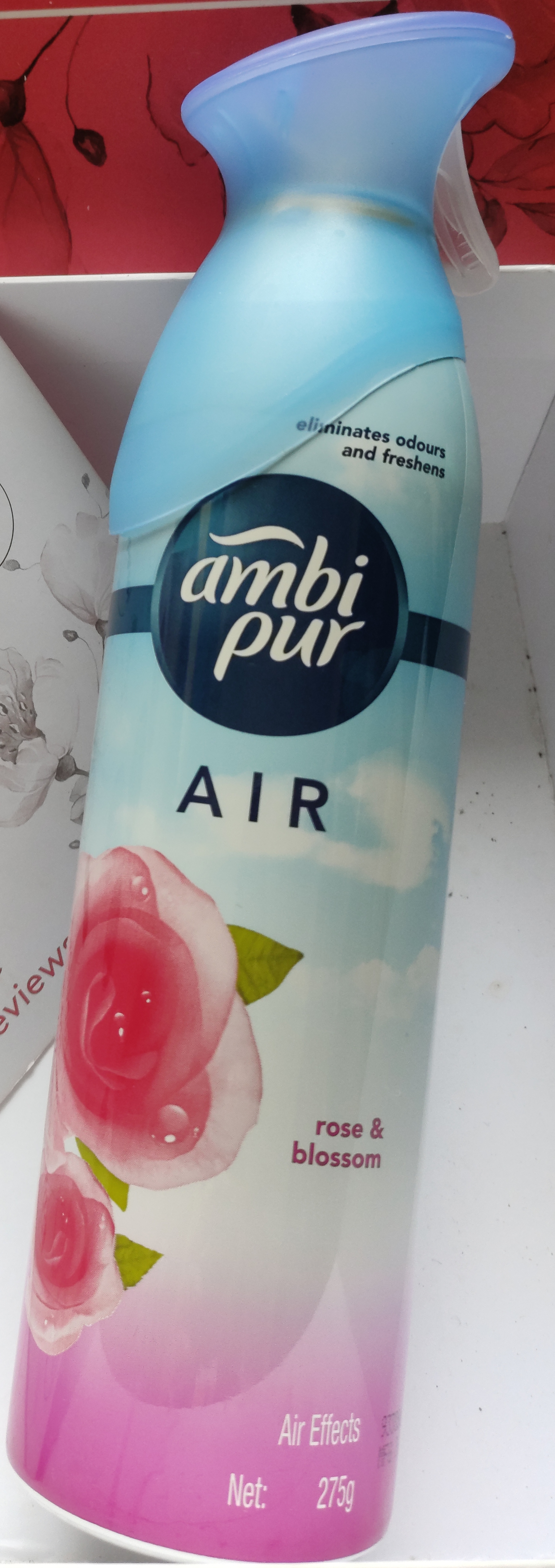 Ambi Pur Air Freshener – Rose and Blossom -Smells Great!-By kavyaa12