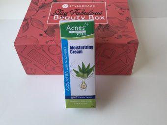 Acnes Aloe Vera With Vitamin E Moisturizing Cream pic 1-Multipurpose Moisture-By veeral_