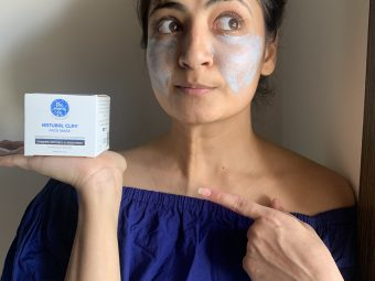 The Moms Co. Natural Clay Face Mask pic 2-Worth the money-By veeral_