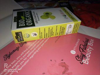 Indus Valley Bio Organic 100% Natural Amla Powder -Good product-By pranjali_shukla