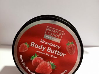 Bryan & Candy New York Strawberry Body Butter -Amazing Body butter-By aaptibomb