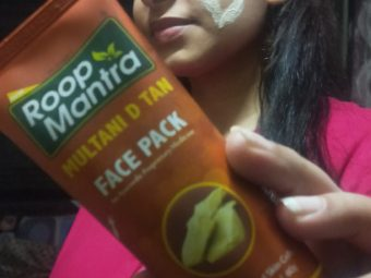 Roop Mantra Multani D Tan Face Pack -Power for looks-By dilpreet_bhatia