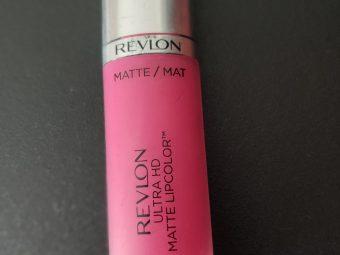 Revlon Ultra Hd Matte Lipcolor pic 2-Best matte lipcolor I have-By suhanigaba