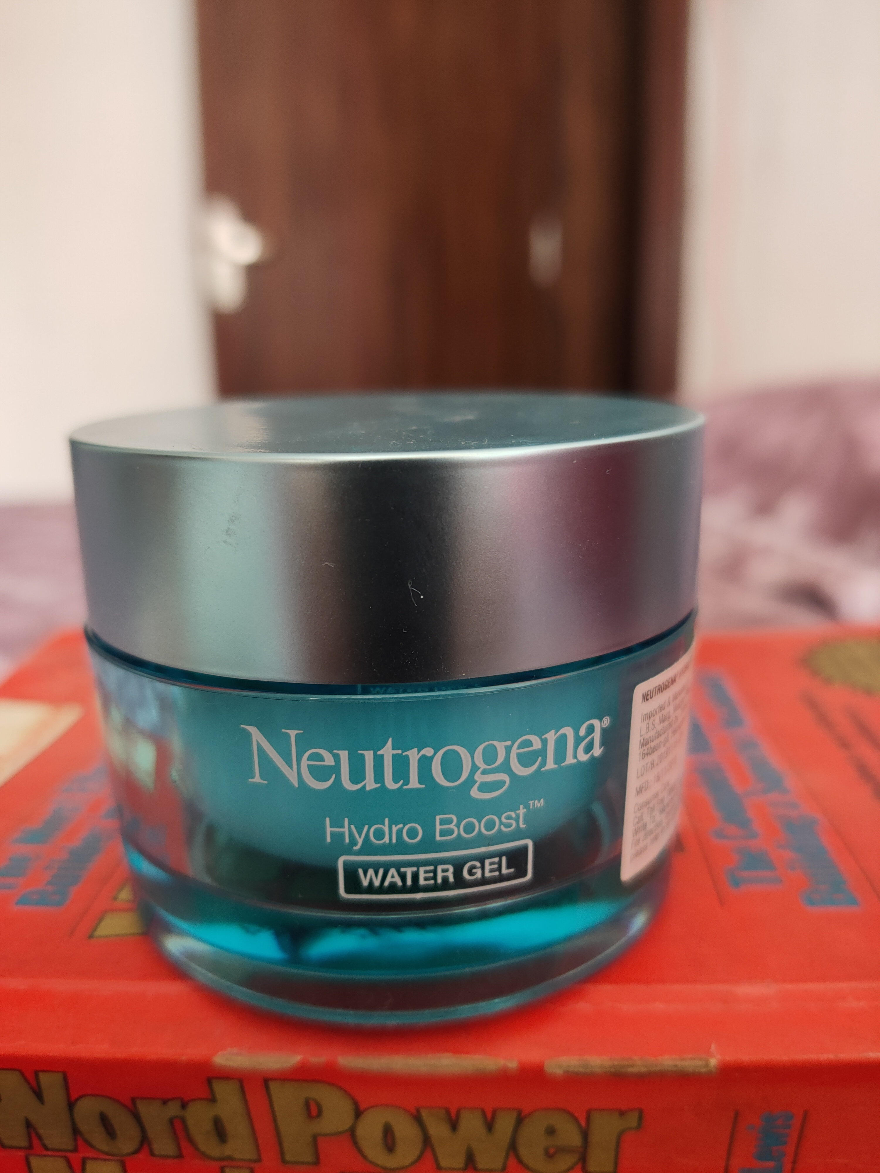Neutrogena Hydro Boost Water Gel With Hyaluronic Acid -Best for oily skin-By suhanigaba