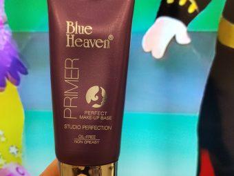 Blue Heaven Studio Perfection Primer pic 1-Best Primer for oily skin-By suhanigaba
