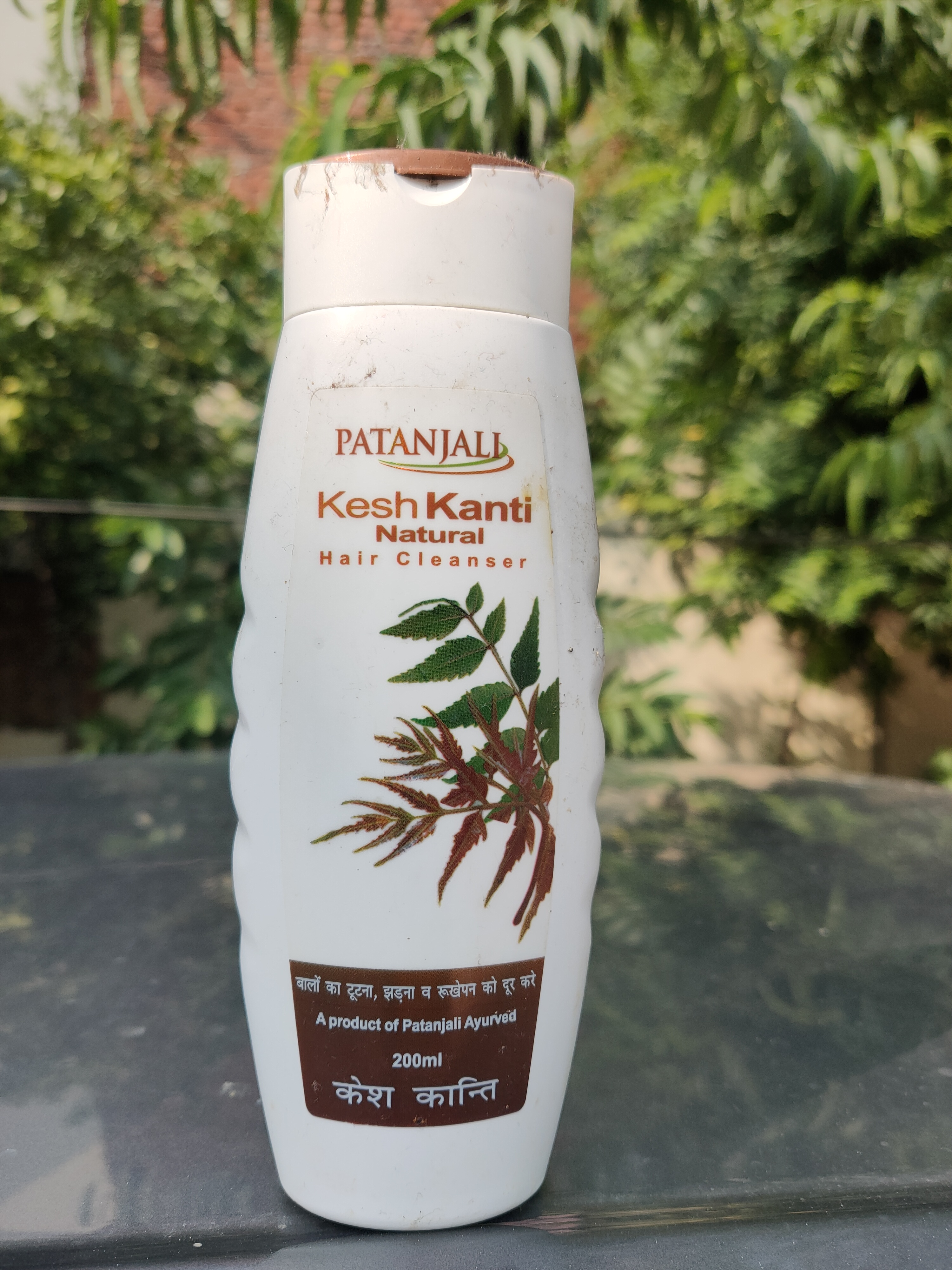Patanjali Kesh Kanti Natural Hair Cleanser-Controls Hairfall and Greying-By suhanigaba
