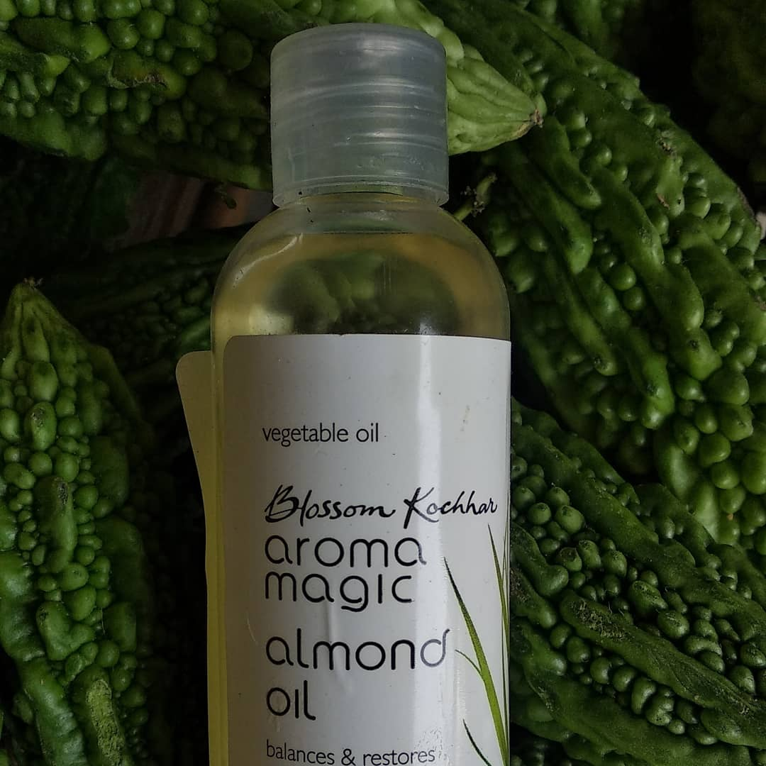 Aroma Magic Almond Oil-Good product-By reviewingindian-3