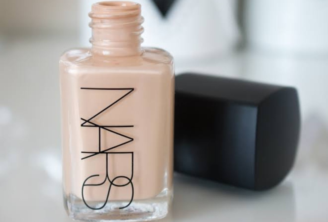 NARS Sheer Glow Foundation-Perfect foundation-By nihu13