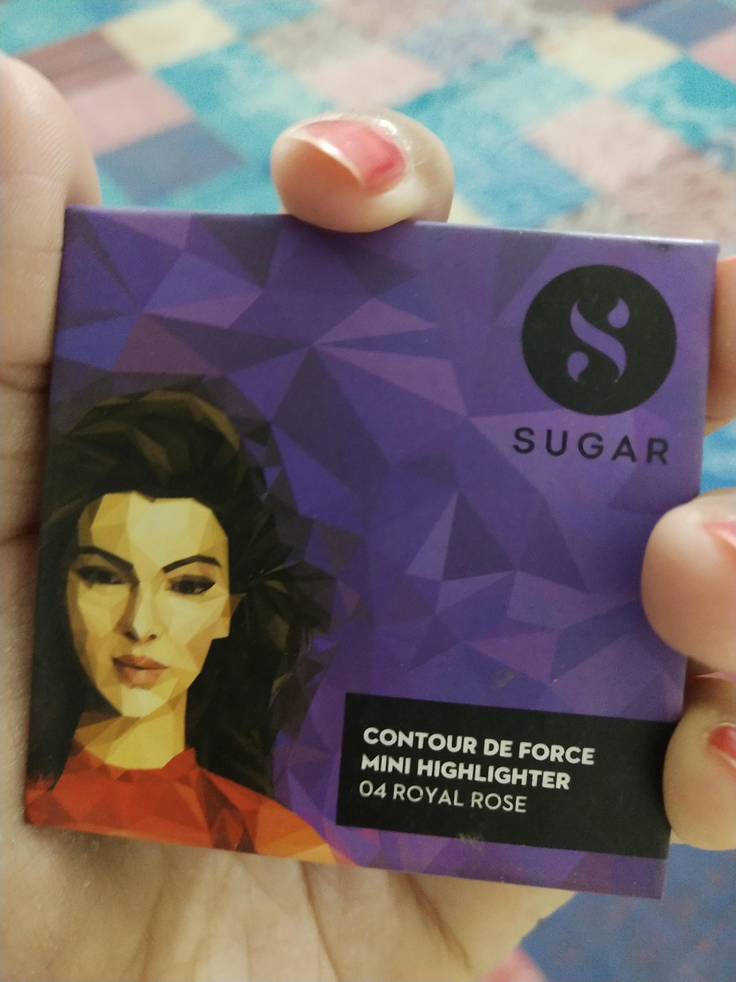 SUGAR Cosmetics Contour De Force Mini Highlighter-Best highlighter-By alisha_chanji-1