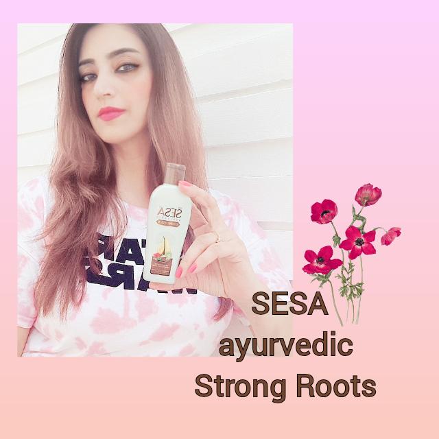 SESA Hair Oil-AYURVEDIC TREATMENT-By vani__seth-1