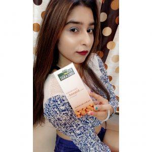 Indus Valley Cold Pressed Sweet Almond Oil -Best Almond Hair Oil-By jyotiraj