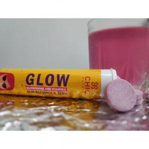Chicnutrix Glow Tablets -Plagiarized – Vitamin-C glow-By taniyajoshi13