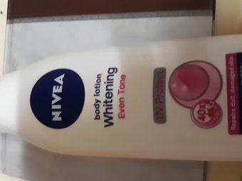 Nivea Whitening Even Tone Uv Protect Body Lotion pic 1-A good product from Nivea-By niriksha_shetty