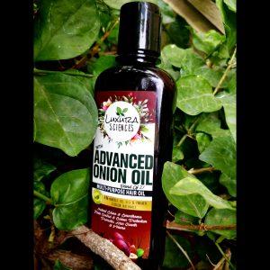 Luxura Sciences Advanced Onion Oil 250 ml pic 3-Liquidy runny oil-By sri._.reviwer