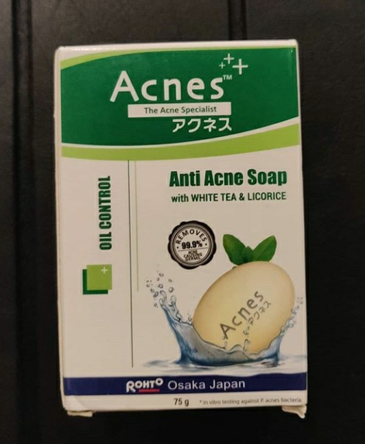 Acnes Oil Control Soap-Very Effective-By pyarejan