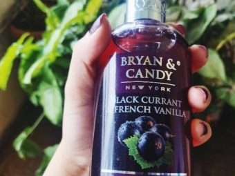 Bryan & Candy New York Black Currant and French Vanilla Shower Gel pic 1-Long-lasting, luscious fragrance-By vasundhara.30