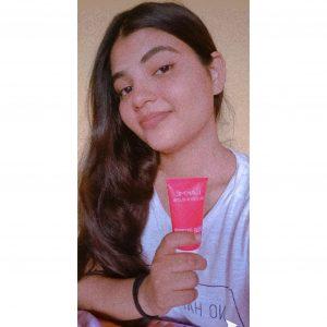Lakme Blush & Glow Strawberry Gel Face Wash -Amazing product-By seema_kanojia