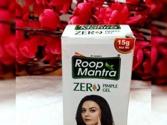 Roop Mantra Zero Pimple Gel pic 2-Effective Ayurvedic gel for pimples!-By swatisingh