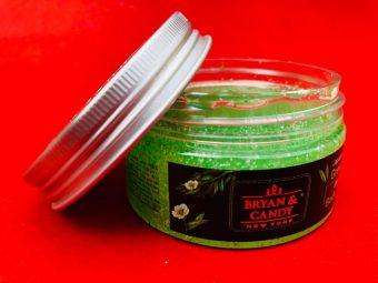 Bryan & Candy New York Green Tea Body Polish -Best Boody Polish-By harshinichandrika