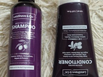 LetsShave Shampoo Conditioner Pack pic 3-Value for Money-By ritu362