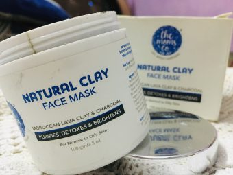 The Moms Co. Natural Clay Face Mask -Best clay mask-By seema11dhiman