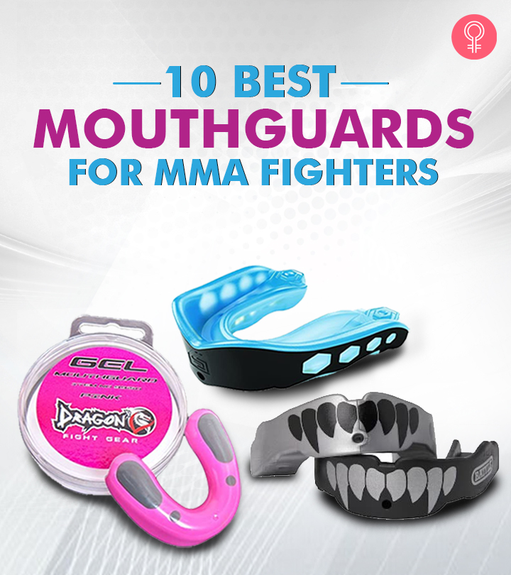 10 Best Mouthguards For MMA Fighters