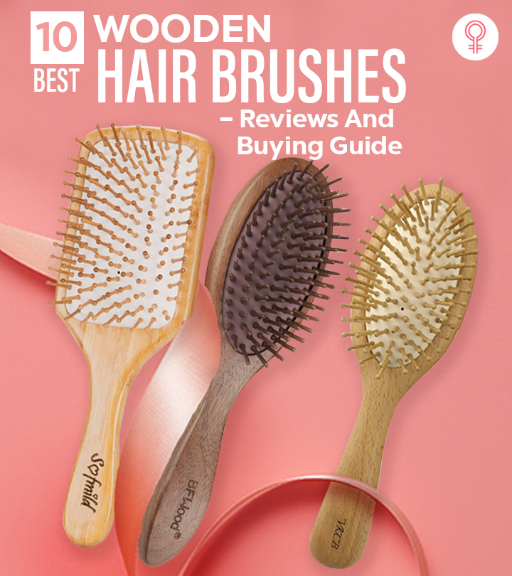 10 Best Wooden Hair Brushes