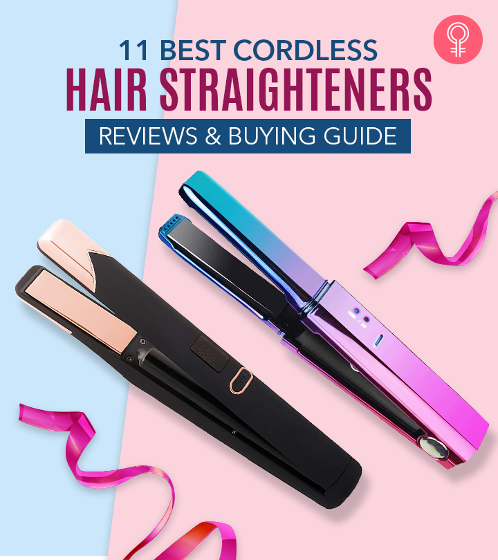 11 Best Cordless Hair Straighteners (2020) – Reviews And Buying Guide