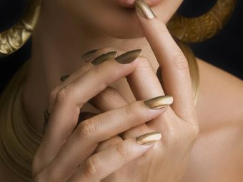 11 Best Gold Nail Polishes To Glam Up your Nails!