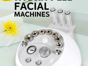 11 Best Hydra Peel Facial Machines