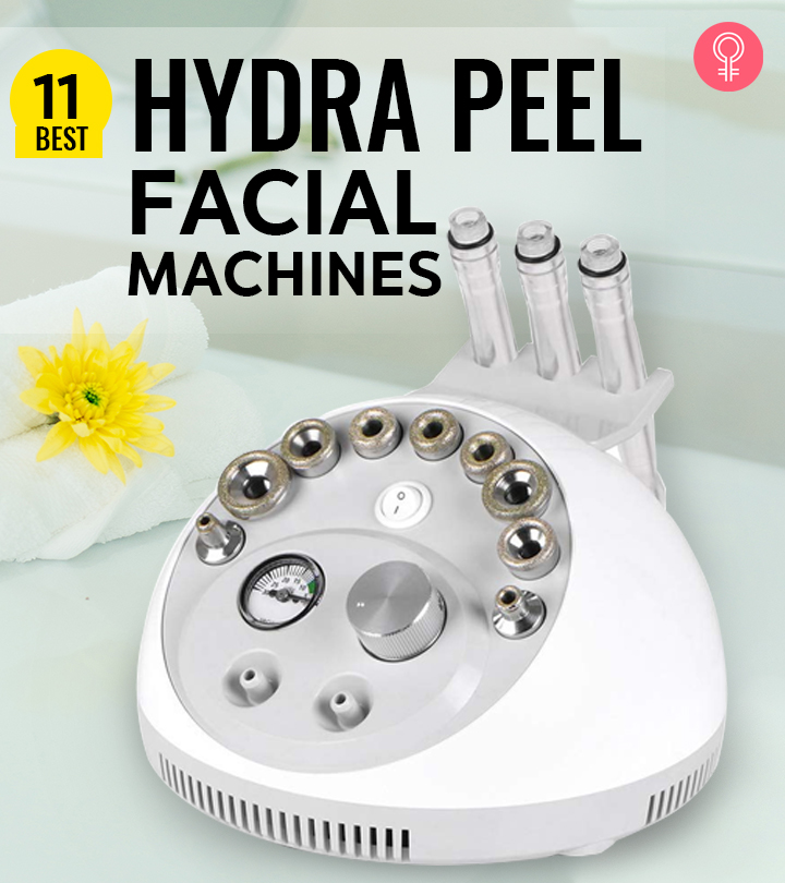 11 Best Hydra Peel Facial Machines