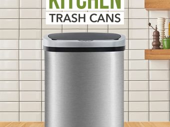 11 Best Kitchen Trash Cans Of 2020 With A Buying Guide