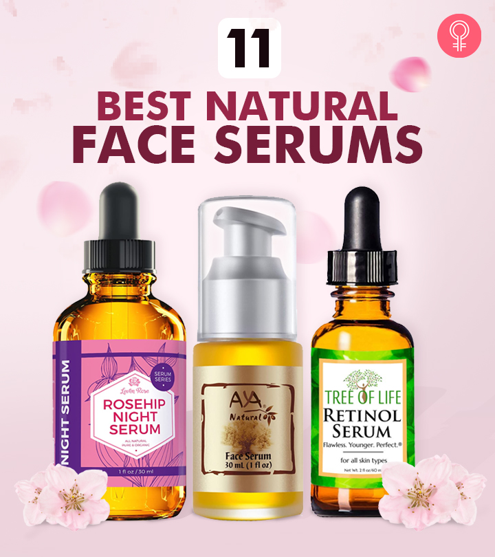 11 Best Natural Face Serums To Buy Online In 2020