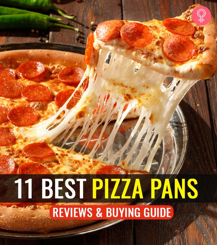 11 Best Pizza Pans (2020) – Reviews And Buying Guide