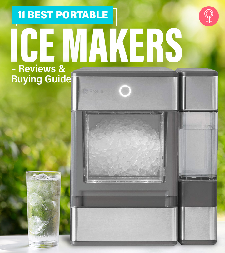 11 Best Portable Ice Makers (2020) – Reviews And Buying Guide