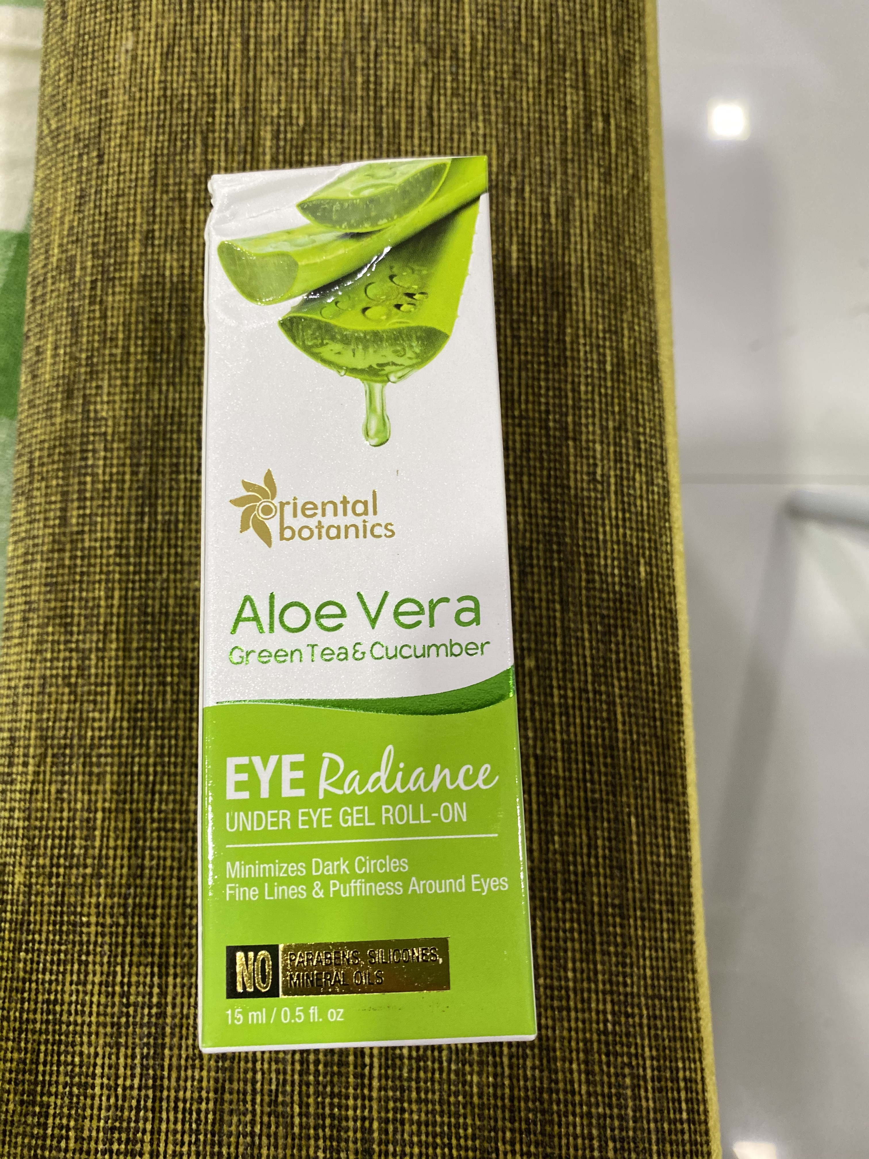 Oriental Botanics 99% Aloe Vera Fresh Soothing Gel For Skin & Hair-Rejuvenate the skin with fresh aloe Vera-By viralivyas-2