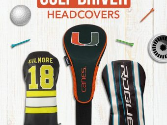 12 Best Golf Driver Head Covers