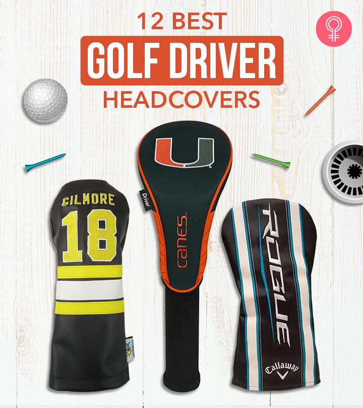 12 Best Golf Driver Headcovers