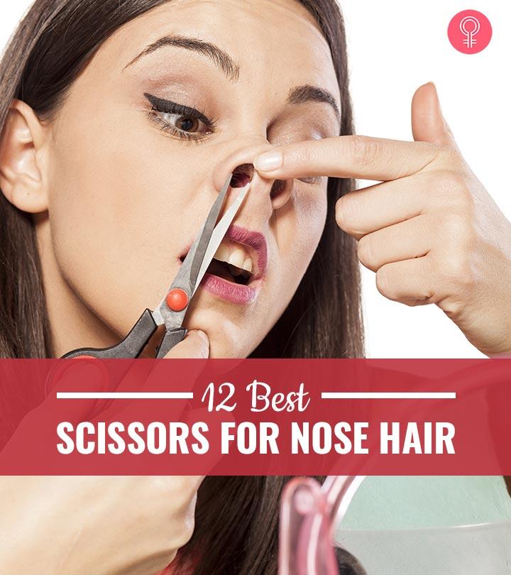 12 Best Scissors For Nose Hair
