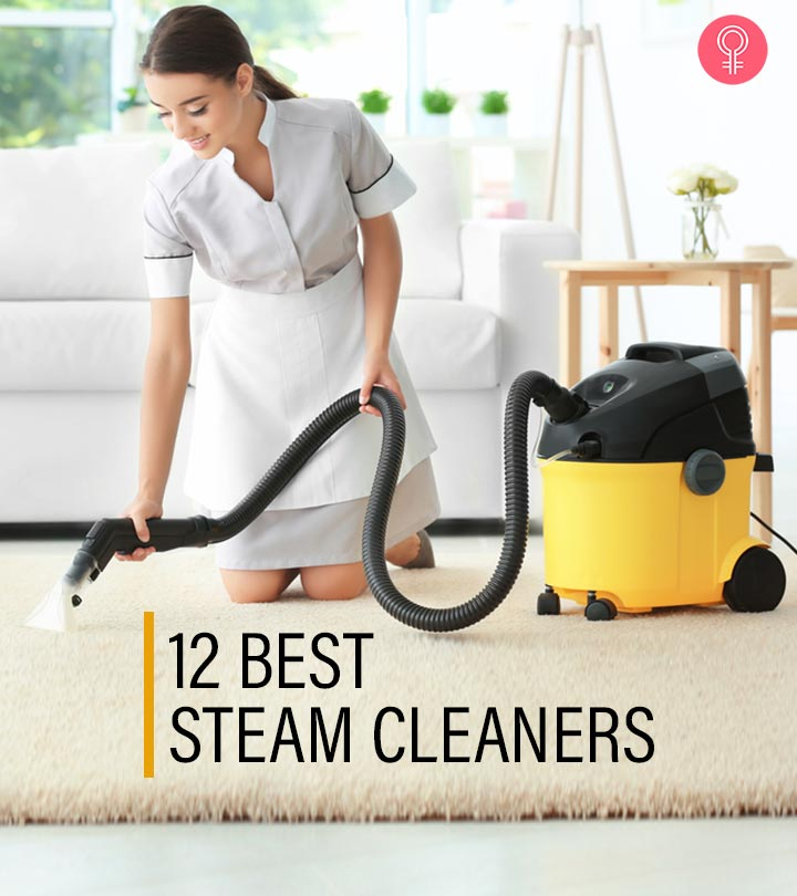 12 Best Steam Cleaners – Reviews + Buying Guide