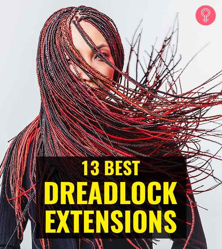13 Best Dreadlock Extensions Of 2021