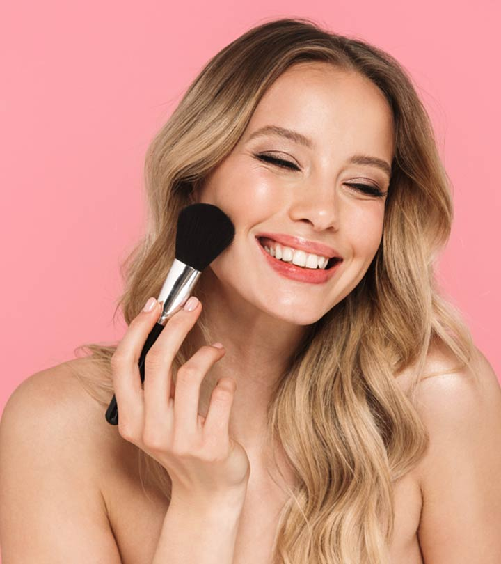15 Best Pink Blush Shades For Your Skin Tone