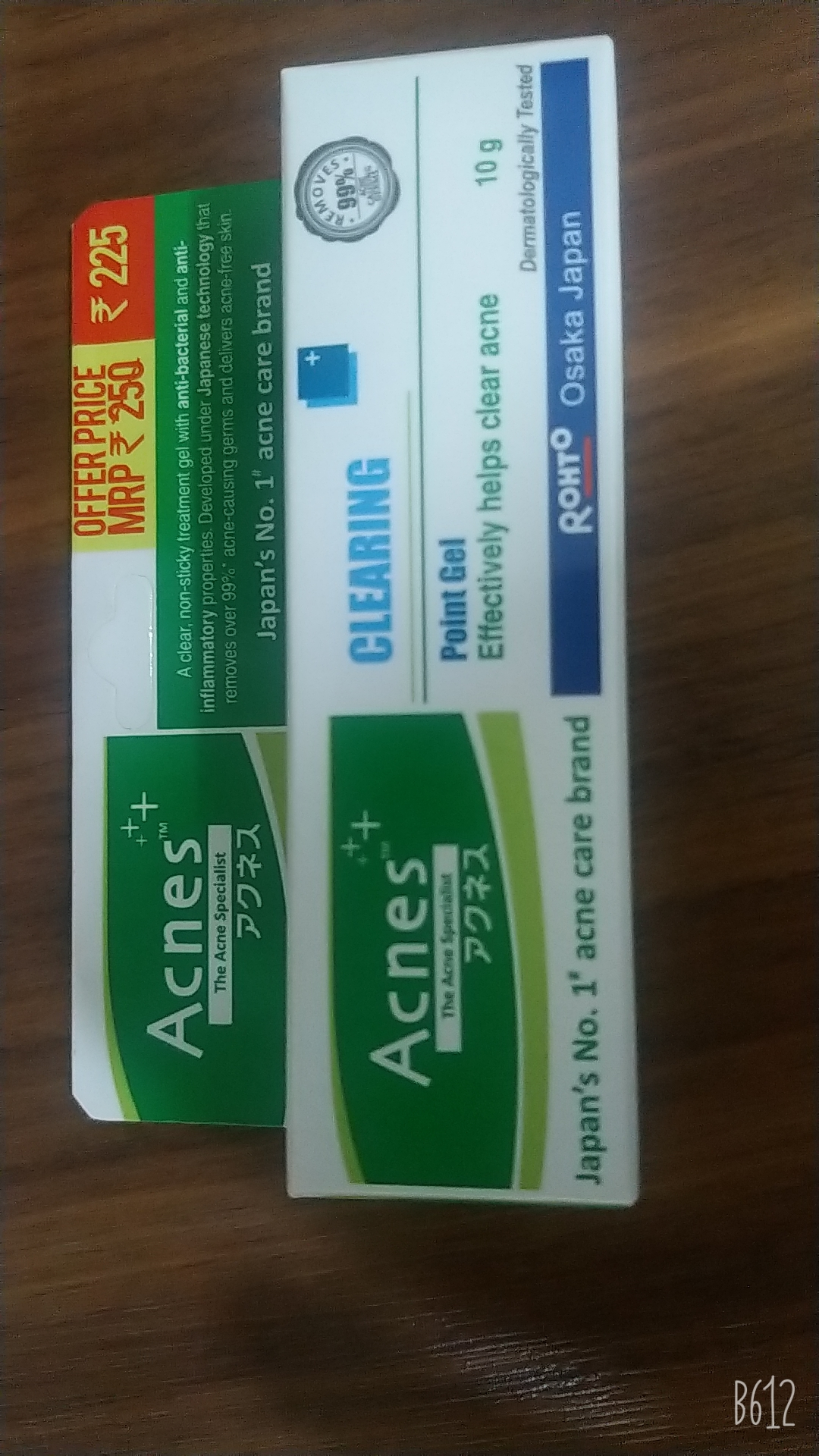 Acnes Clearing Point Anti-Pimple Gel-My Daily Essential-By trunwal-2